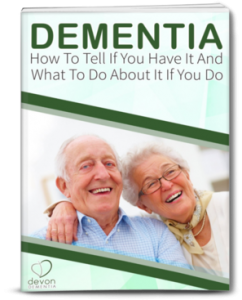 Free Dementia Guide - Diagnosis and First steps